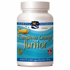Ultimate omega Junior Nordic naturals 90 capsule