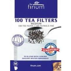 Bustine filtro 100 pz Finum