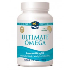 Ultimate omega 3 Nordic naturals 120 capsule