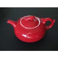 Teiera rossa 280 ml jade porcelain