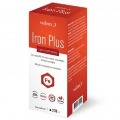 Valens Iron Plus liquido