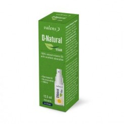 Valens D Natural Vegan spray